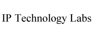 mark for IP TECHNOLOGY LABS, trademark #85774748