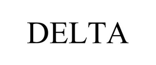 mark for DELTA, trademark #85774881