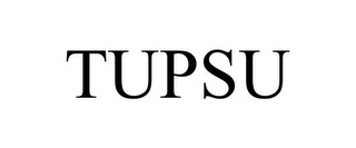 mark for TUPSU, trademark #85775016