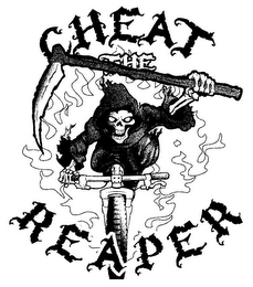 mark for CHEAT THE REAPER, trademark #85775031