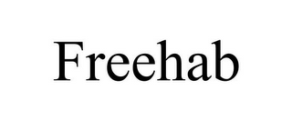 mark for FREEHAB, trademark #85775202