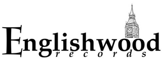 mark for ENGLISHWOOD RECORDS, trademark #85775397
