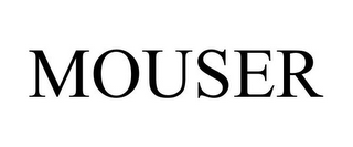 mark for MOUSER, trademark #85775424