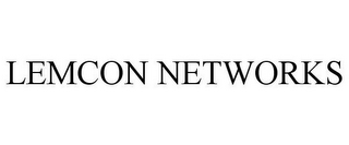 mark for LEMCON NETWORKS, trademark #85775487