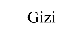 mark for GIZI, trademark #85775532