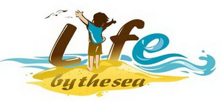 mark for LIFE BY THE SEA, trademark #85775536