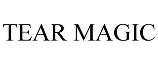 mark for TEAR MAGIC, trademark #85775673