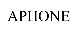 mark for APHONE, trademark #85775788