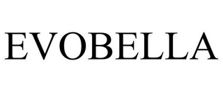 mark for EVOBELLA, trademark #85775942