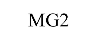 mark for MG2, trademark #85776045