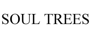 mark for SOUL TREES, trademark #85776092