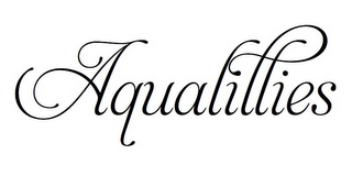 mark for AQUALILLIES, trademark #85776439