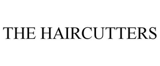 mark for THE HAIRCUTTERS, trademark #85776681