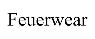 mark for FEUERWEAR, trademark #85776685