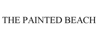 mark for THE PAINTED BEACH, trademark #85776778