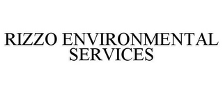 mark for RIZZO ENVIRONMENTAL SERVICES, trademark #85776848