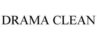 mark for DRAMA CLEAN, trademark #85777080