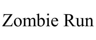 mark for ZOMBIE RUN, trademark #85777119