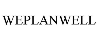 mark for WEPLANWELL, trademark #85777159