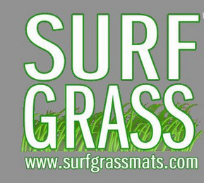 mark for SURF GRASS WWW.SURFGRASSMATS.COM, trademark #85777196