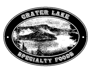 mark for CRATER LAKE SPECIALTY FOODS, trademark #85777271
