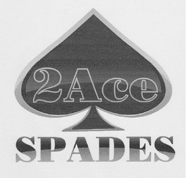 mark for 2ACE SPADES, trademark #85777321