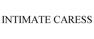 mark for INTIMATE CARESS, trademark #85777411