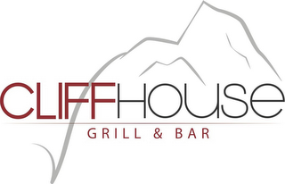 mark for CLIFFHOUSE GRILL & BAR, trademark #85777496