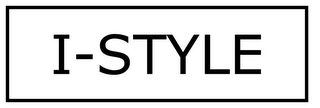 mark for I-STYLE, trademark #85777597