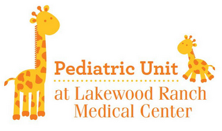 mark for PEDIATRIC UNIT AT LAKEWOOD RANCH MEDICAL CENTER, trademark #85777697