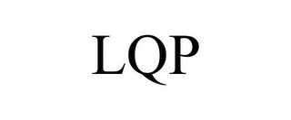 mark for LQP, trademark #85777740