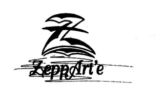 mark for Z ZEPPART'E, trademark #85777837