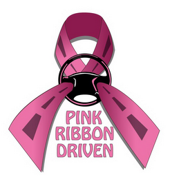 mark for PINK RIBBON DRIVEN, trademark #85778178