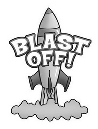 mark for BLAST OFF!, trademark #85778286