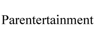 mark for PARENTERTAINMENT, trademark #85778512