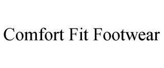 mark for COMFORT FIT FOOTWEAR, trademark #85779027