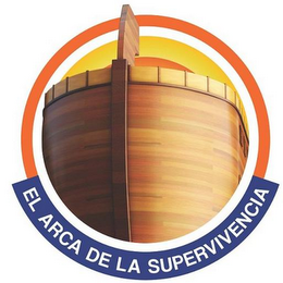 mark for EL ARCA DE LA SUPERVIVENCIA, trademark #85779173