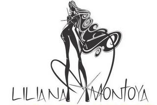 mark for LILIANA MONTOYA, trademark #85779175