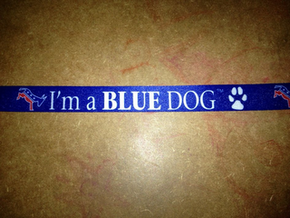 mark for I'M A BLUE DOG, trademark #85779275