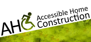 mark for AHC ACCESSIBLE HOME CONSTRUCTION, trademark #85779298