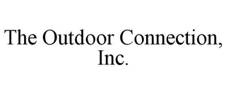 mark for THE OUTDOOR CONNECTION, INC., trademark #85779467