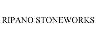 mark for RIPANO STONEWORKS, trademark #85779500