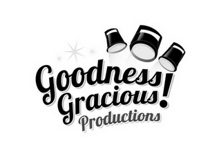 mark for GOODNESS GRACIOUS! PRODUCTIONS, trademark #85779526