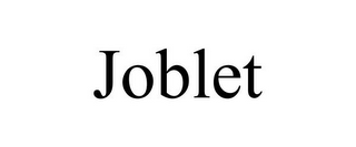 mark for JOBLET, trademark #85779710