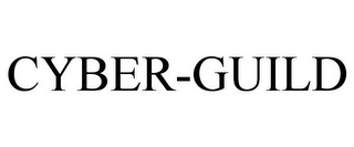 mark for CYBER-GUILD, trademark #85779764