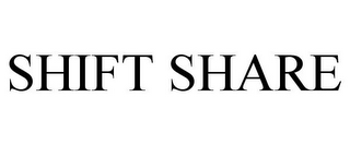 mark for SHIFT SHARE, trademark #85779780