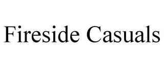 mark for FIRESIDE CASUALS, trademark #85779915