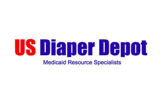 mark for US DIAPER DEPOT MEDICAID RESOURCE SPECIALISTS, trademark #85779930