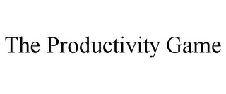 mark for THE PRODUCTIVITY GAME, trademark #85780006