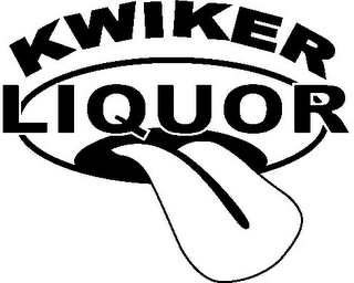 mark for KWIKER LIQUOR, trademark #85780074